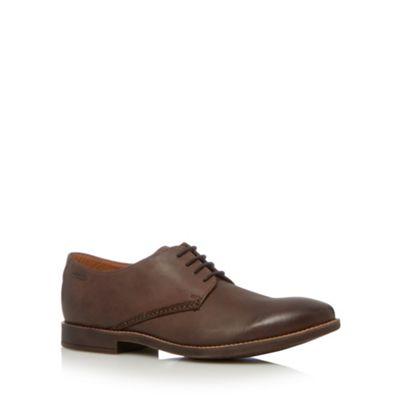 Clarks Brown ´Novato´ shoes - . -