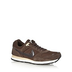 Nike - Brown 'Runner TXT' trainers