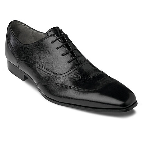 J by Jasper Conran - Designer black oxford shoes