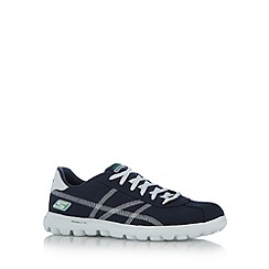 Skechers - Navy 'On The Go' trainers