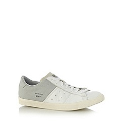 Onitsuka Tiger - White leather lace up trainers
