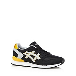 Onitsuka Tiger - Black 'Atlantis' gel trainers
