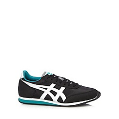 Onitsuka Tiger - Black branded lace up trainers