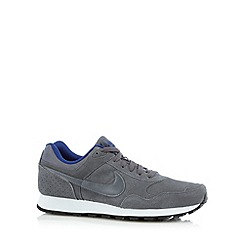Nike - Dark grey 'MD Runner' trainers