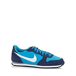 Nike - Blue 'Genicco' trainers