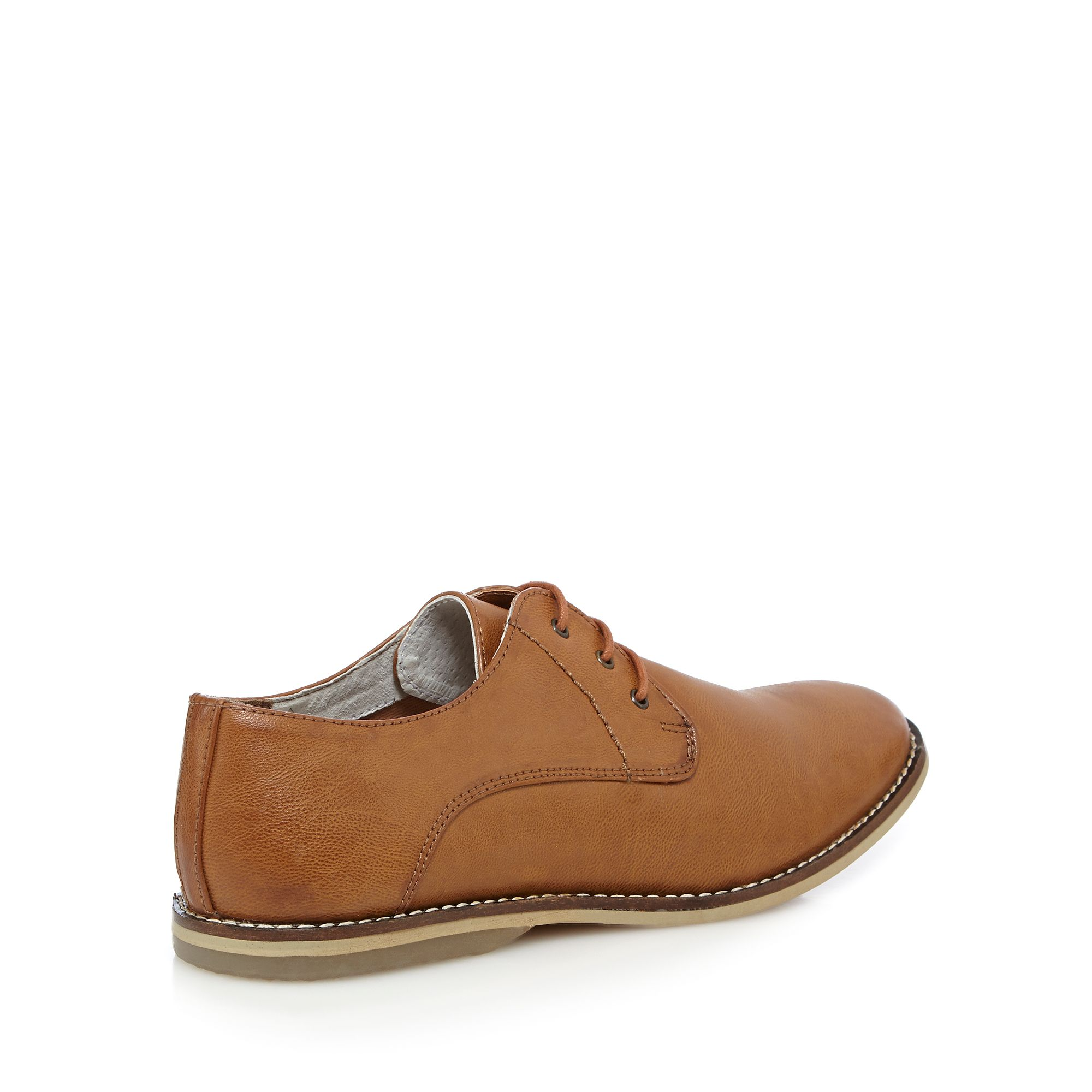 Red Herring Mens Tan Lace Up Shoes From Debenhams | eBay