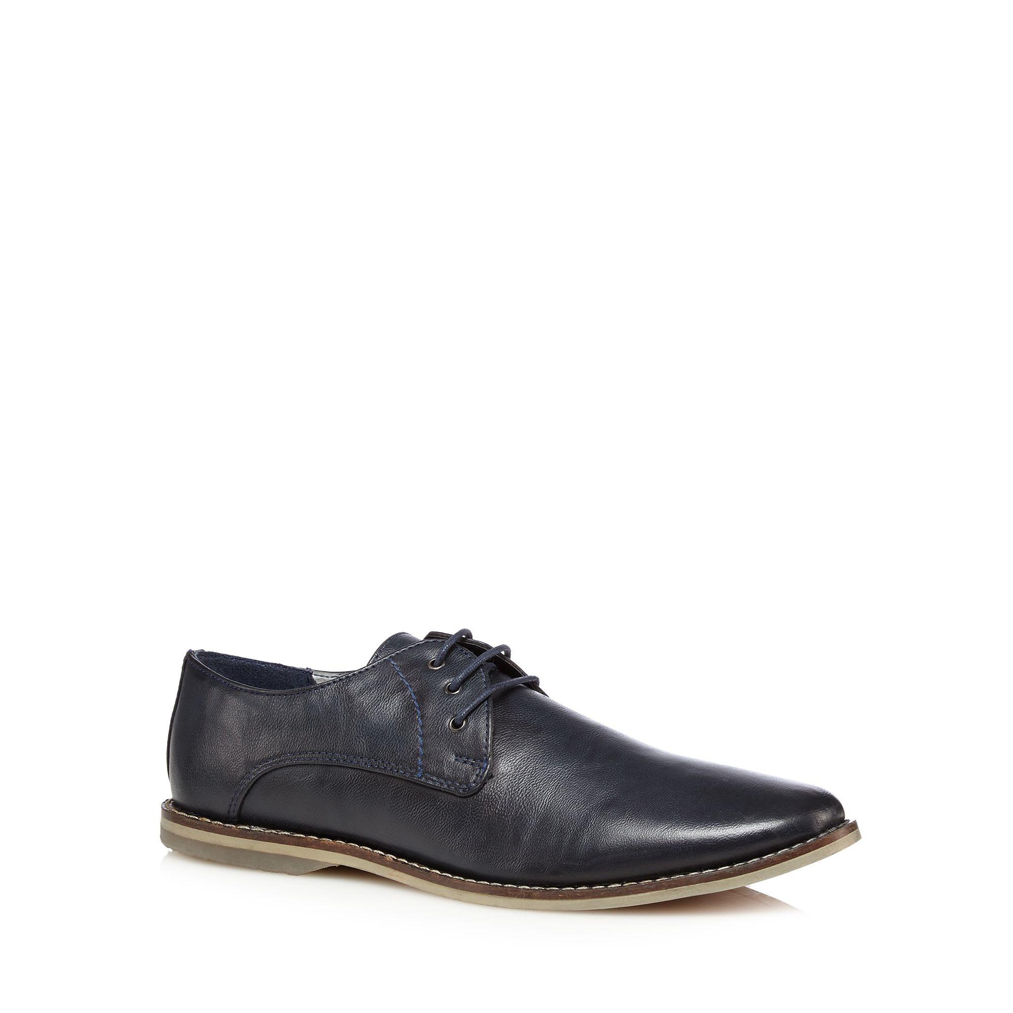 herring mens navy lace up shoes from debenhams 6 ebay