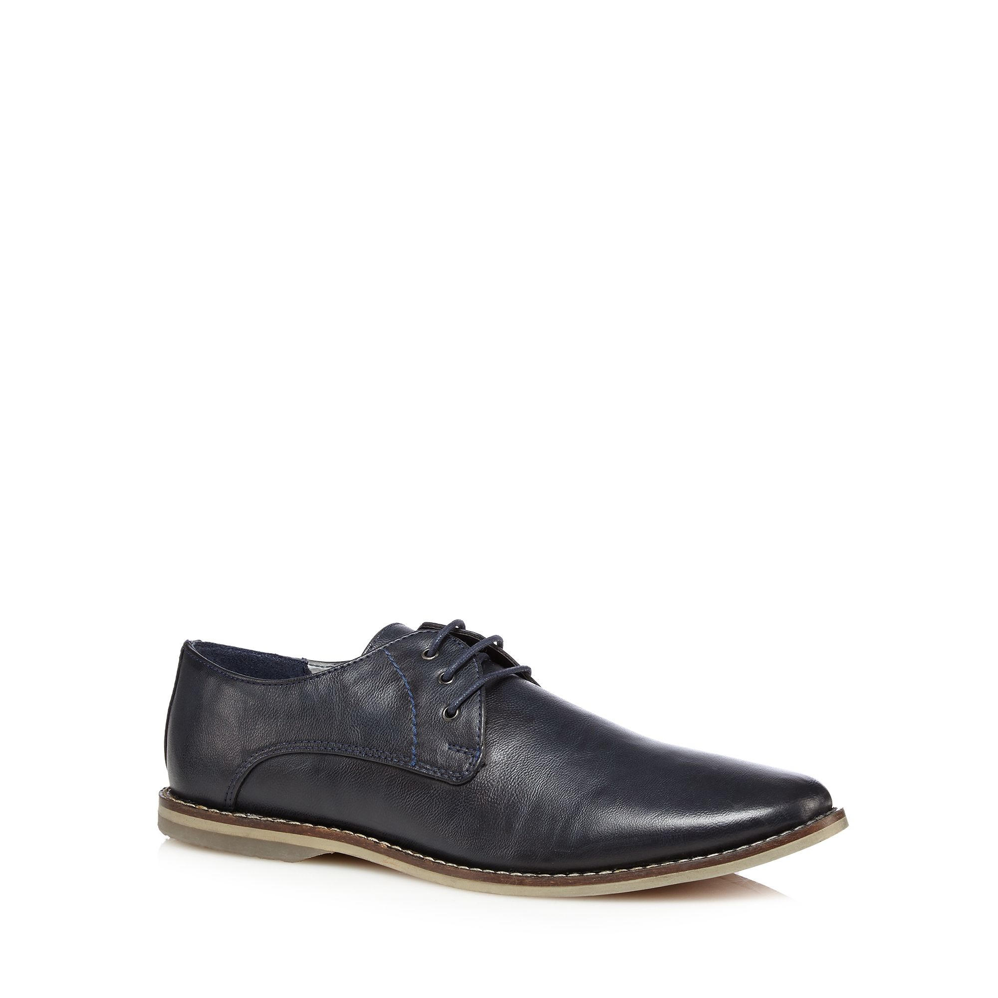 Debenhams Navy Blue Size  Shoe