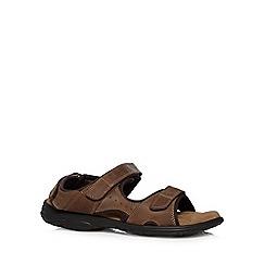 Mantaray - Chocolate walking sandals