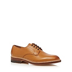 RJR.John Rocha - Designer tan welted leather shoes