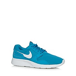Nike - Blue 'Kaishi' lace up trainers