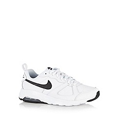 Nike - White 'Air Max Muse' trainers