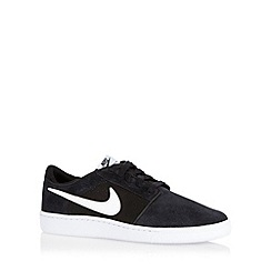 Nike - Black 'Court Supreme' trainers