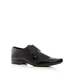 Red Herring - Black patent shoes