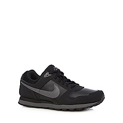 Nike - Black 'MD Runner LTR' trainers