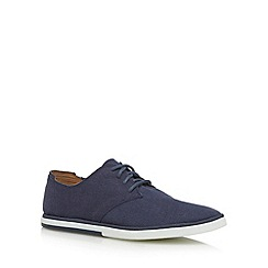 Rockport - Navy 'Adiprene' lace up shoes
