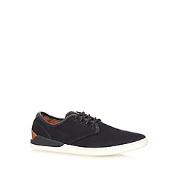 FFP - Navy canvas plimsolls