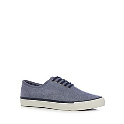 FFP - Light blue oxford trainers