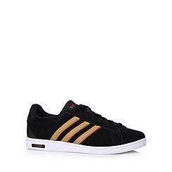 adidas - Black 'Derby' trainers