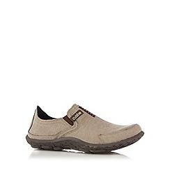 Cushe - Beige slipper shoes