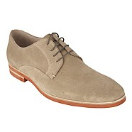 jeff banks Beige suede shoes