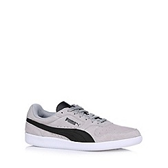 Puma - Grey 'Icra Trainer Suede' trainers