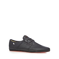 Fish 'N' Chips - Black 'Gumbo' casual shoes