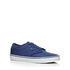 Vans - Blue 'Atwood' canvas shoes