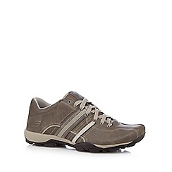 Skechers - Dark green Urbantread Refresh trainers