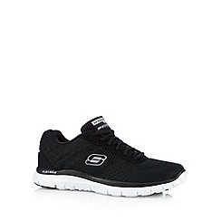 Skechers - Black 'Flex Advantage' trainers