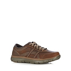 Skechers - Brown 'Hinton Romato' casual shoes