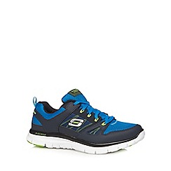 Skechers - Blue ' Flex Advantage' Skechers
