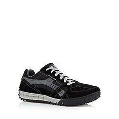 Skechers - Black 'Floater' trainers