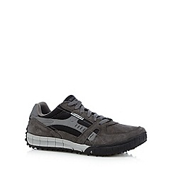 Skechers - Dark grey 'Floater' trainers