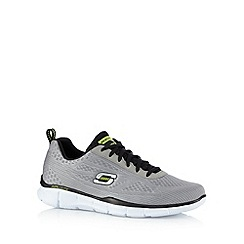 Skechers - Grey ' Sport Equalizer Quick Reaction' trainers