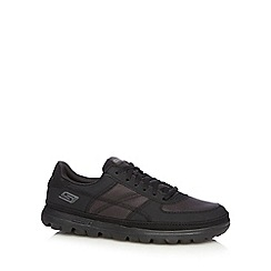 Skechers - Black 'On The Go Court' trainers