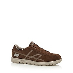 Skechers - Brown 'On the go Harbour' trainers