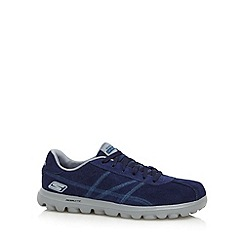 Skechers - Navy 'On the go Harbour' trainers