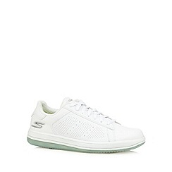 Skechers - White 'On The Go' trainers