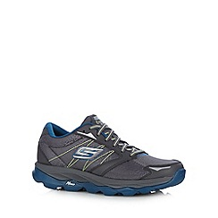Skechers - Dark grey 'Go Run Ultra Ease' trainers