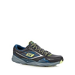 Skechers - Dark grey 'GoRun Ride 3 Extreme' trainers