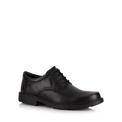 Clarks Black ´Lair Watch´ leather lace up shoes - . -