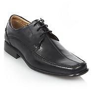 Thomas Nash - Black 'Catfish' smart shoes