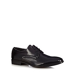 Hammond & Co. by Patrick Grant - Black patent leather Derby shoes