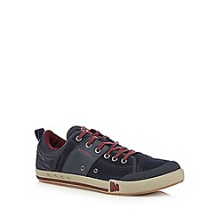 Merrell - Navy leather casual shoes
