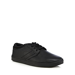 Red Herring - Black lace up shoes