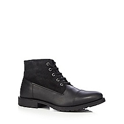 Jack & Jones - Black ankle boots