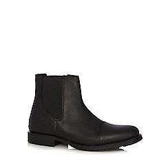 Jack & Jones - Black Chelsea boots