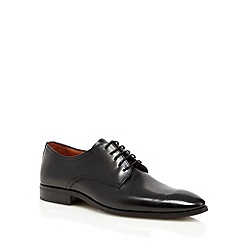 J by Jasper Conran - Black pointed smart shoe