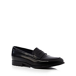 Hammond & Co. by Patrick Grant - Black leather loafers